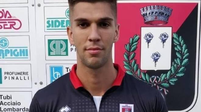 Stefan Bajic Fiorenzuola Calcio