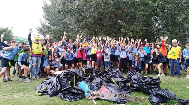 Un Po per tutti puliamo il mondo 2019