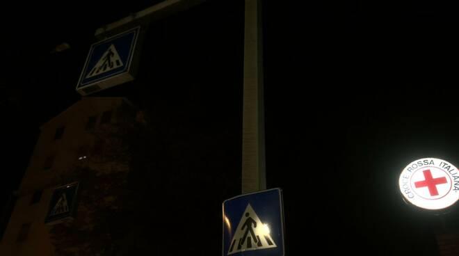 viale Malta strisce pedonali