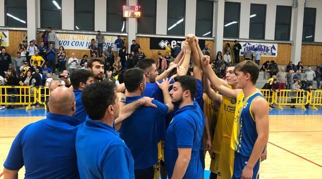 Basket Fiorenzuola Imola 2019