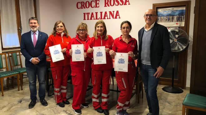 Cena solidale Croce Rossa