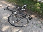 ciclista investito Cassano