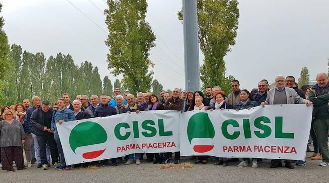 Cisl Parma e Piacenza assemblea Assago