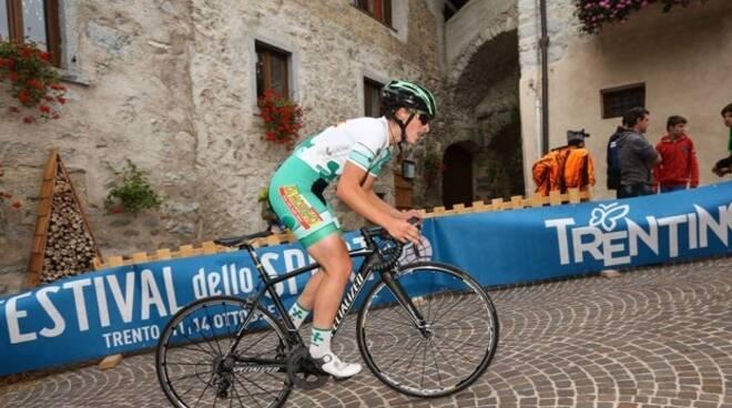 Cristina Tonetti (Vo2 Team Pink) foto di Fabiano Ghilardi