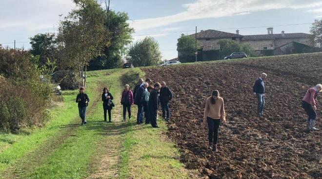 Escursione nei luoghi dell'uomo di Neanderthal per il Rotary Fiorenzuola