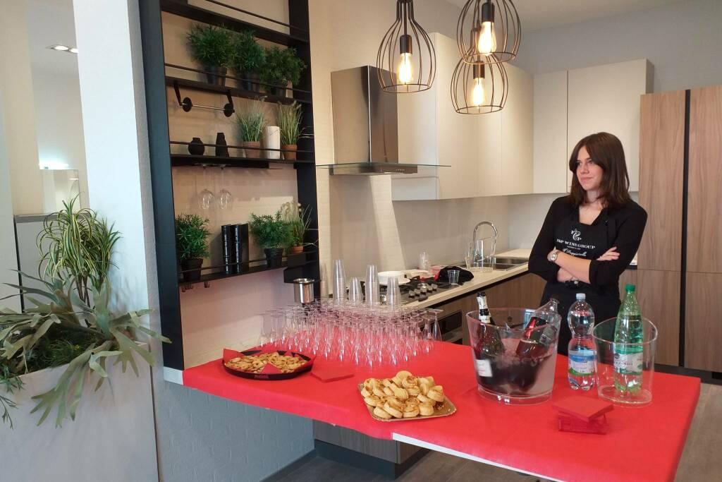 Evento FoodAddicton con Katia Baldrighi presso Scavolini Store