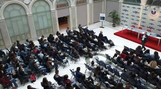 incontro su educazione finanziaria a Palazzo Galli 2019