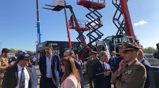 Giornate del sollevamento 2019 a Piacenza Expo