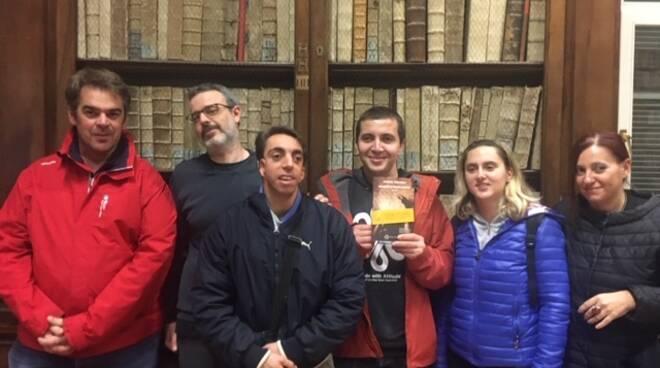 """Il Civico 11 a """"Profondo Giallo"""" con Andrea Tarabbia 2019"""