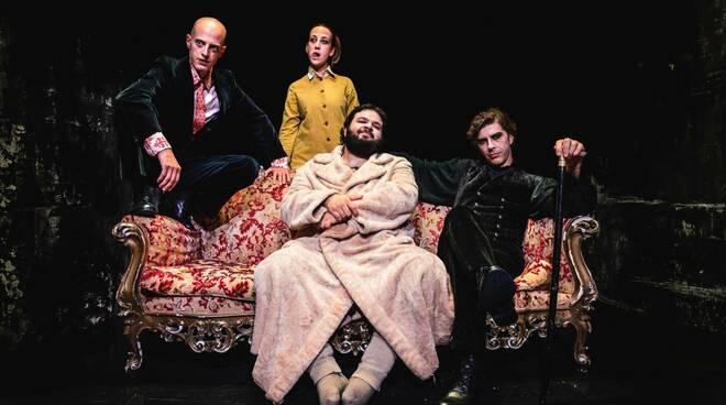 Il Maestro e Margherita (foto Guido Mencari)