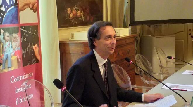 Il presidente della Fondazione di Piacenza e Vigevano Massimo Toscani