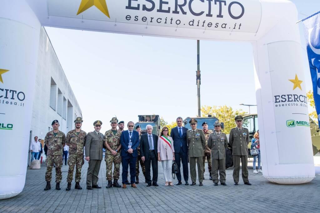 Inaugurazione Gis a Piacenza Expo