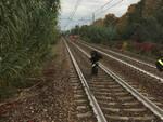 Incidente ferroviario nel lodigiano