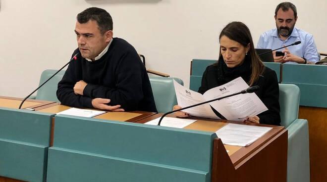 Katia Tarasconi e Gian Luigi Molinari