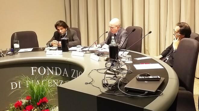 L'incontro con Massimo Cacciari in Fondazione