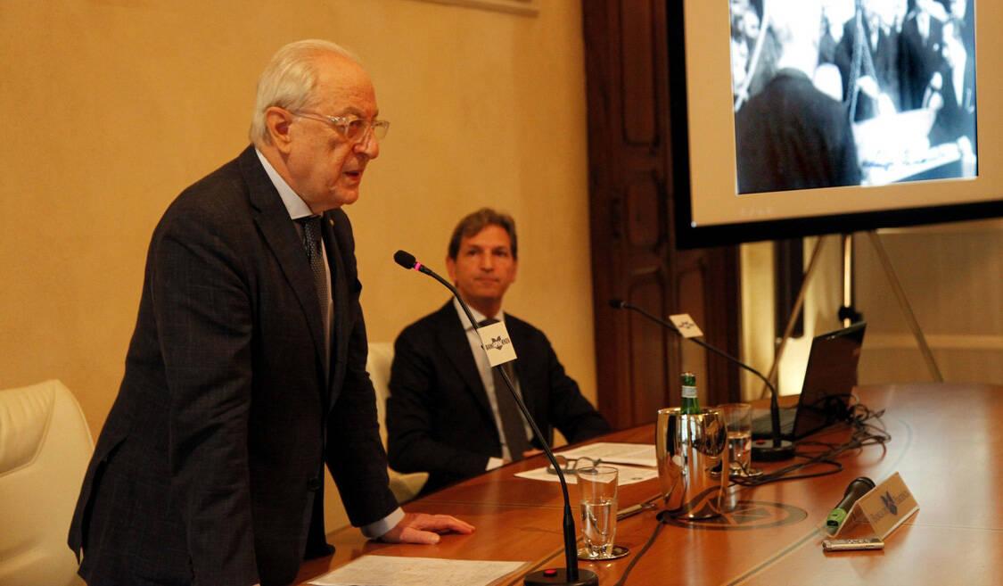 L'incontro su Einaudi a Palazzo Galli