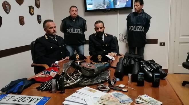 L'operazione a Parma