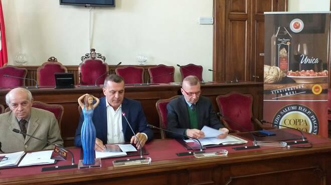 """La conferenza stampa di presentazione de """"La Coppa d'Oro"""" 2019"""