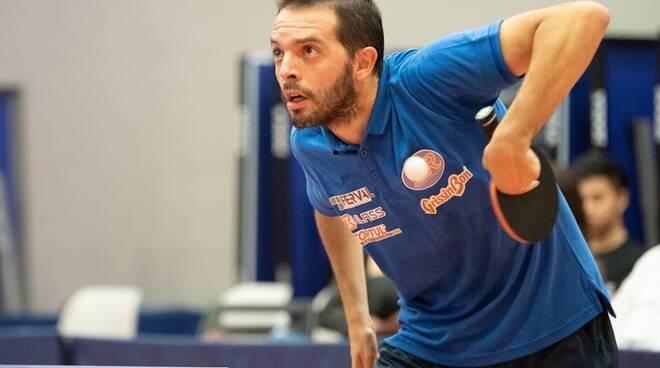 Marco Crotti (foto di Paolo Giorgio)