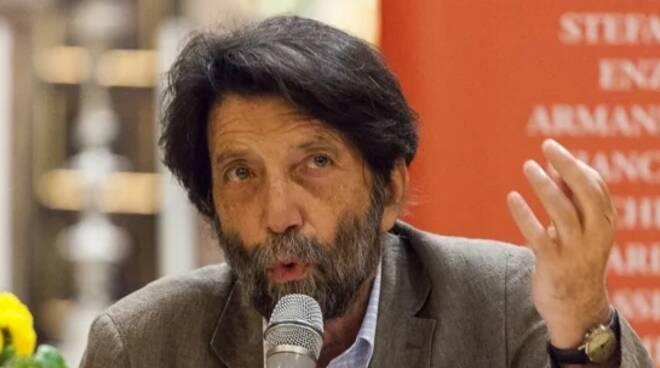 """Massimo Cacciari, credits """"Filosofi lungo l'Oglio"""""""