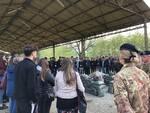 """Maxi esercitazione """"Argo"""" allo scalo pontieri a Piacenza"""