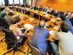 Mobilità sostenibile, l'incontro in Regione con i sindaci