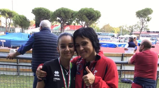 Monia Harbi Atletica Piacenza