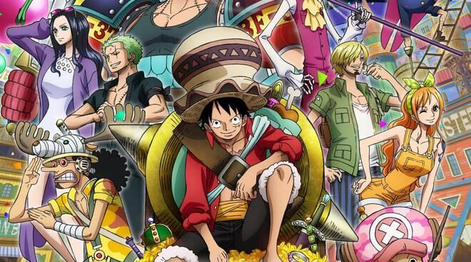 One Piece: Stampede - Il Film