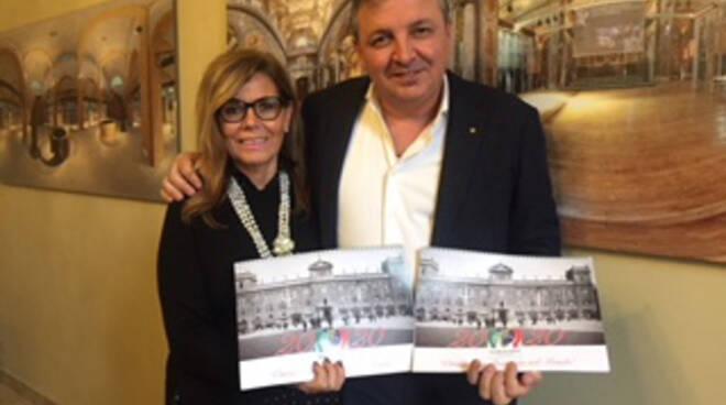 Patrizia Barbieri e Giovanni Piazza