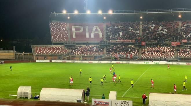 Piacenza - Padova al Garilli