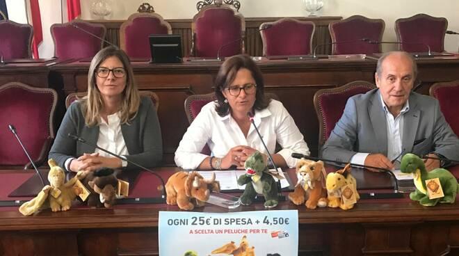 """presentazione dell'iniziativa """"Dino e company"""""""