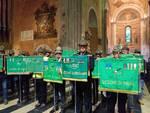 Raduno degli Alpini, la messa col vescovo in Duomo