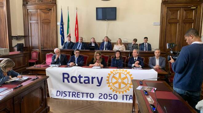 Rotary in Comune