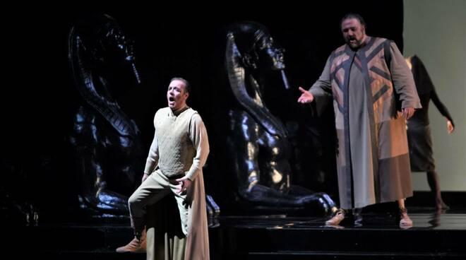 Verdi Opera al Teatro Municipale