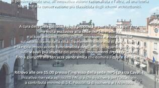 Visita Palazzo INPS