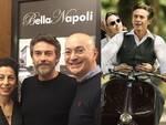 Alessio Boni alla Bella Napoli