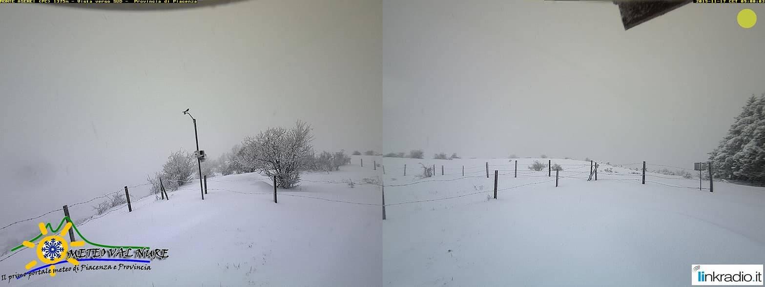Aserei neve novembre 2019
