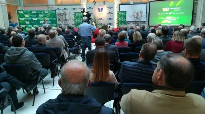 assemblea 100 anni Confagricoltura