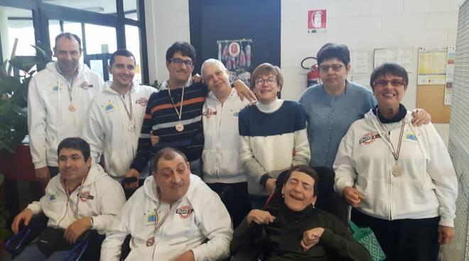 Campionato bocce disabili
