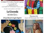 """Inaugurazione mostra \""""LA GIOCONDA secondo Luca\"""""""