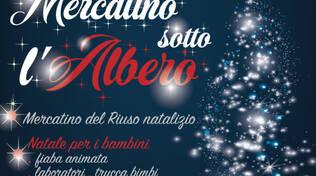 MERCATINO SOTTO L\'ALBERO