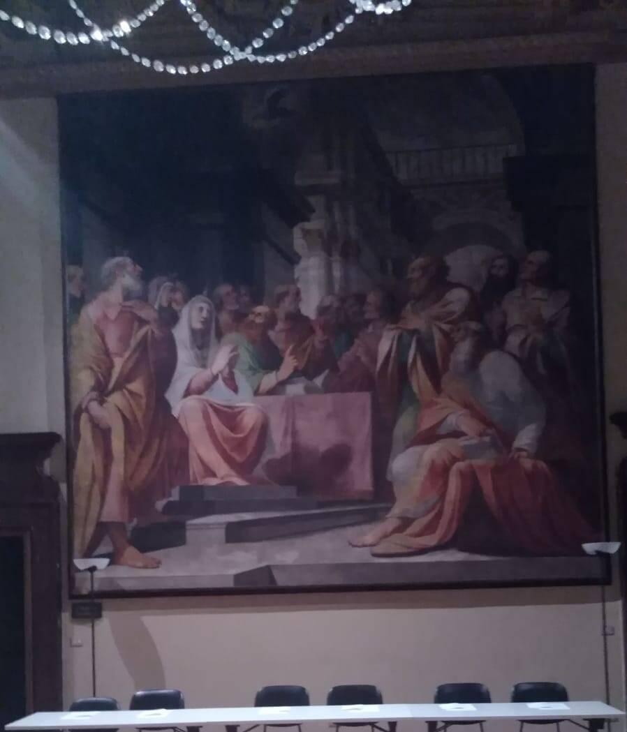 Civico 11 visita guidata alle opere di Ludovico Carracci