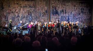 concerto di Spirit Gospel Choir (foto Salvatore d'Onofrio)