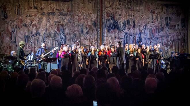 concerto di Spirit Gospel Choir (foto Salvatore d'Onofrio)