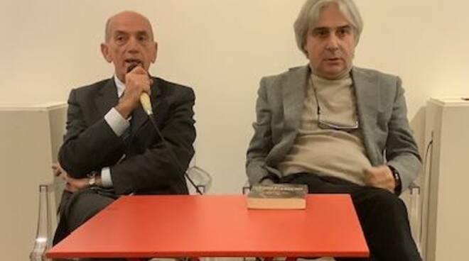 Domenico Quirico e Mauro Molinaroli