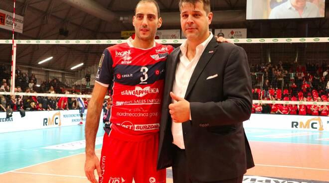 Fei insieme a Hristo Zlatanov