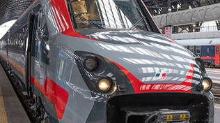 Frecciargento Etr 700 (foto Trenitalia)