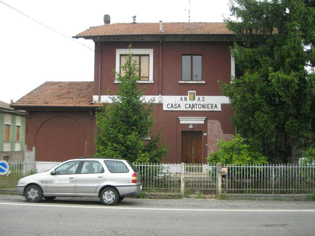 Casa Cantoniera Castel San Giovanni