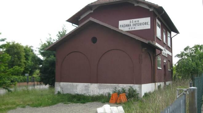 Ex casa cantoniera Castelvetro