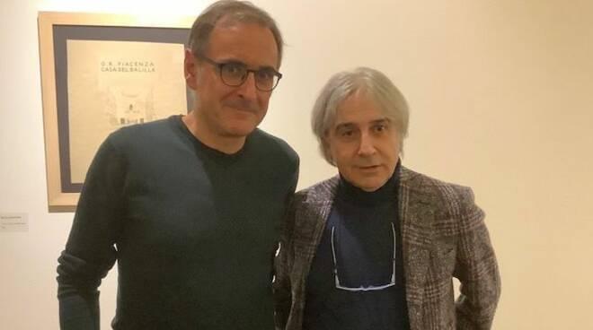 Giampaolo Simi e Mauro Molinaroli